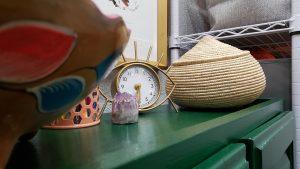 eye clock world market
